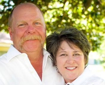 Rusty and Anna Brady - Senior Pastors
